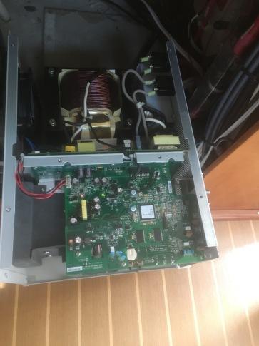 Inverter/Charger (taken apart)