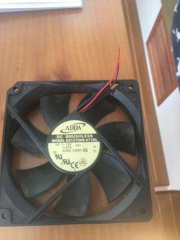Bad fan. BAD FAN!
