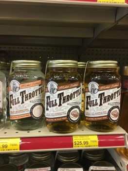 Moonshine is mainstream!