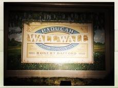 Big wall protecting pacucah