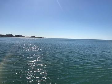 The gulf...