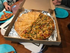 Bahama Pizza
