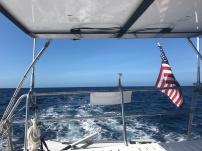 Nice. Calm. Seas.