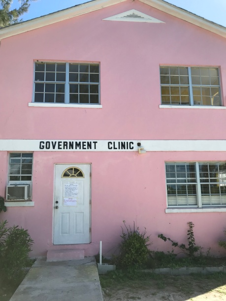 The local clinic