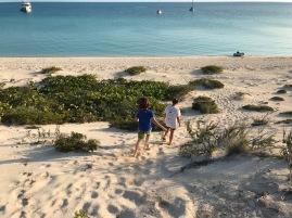 exploring dunes