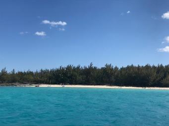Beach where we will land