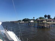...and docks...