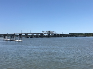 Forrest Gump bridge...