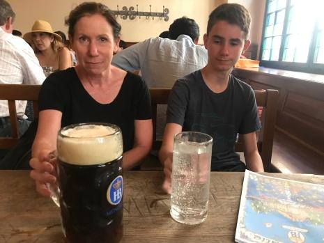 LOVE the big beer!