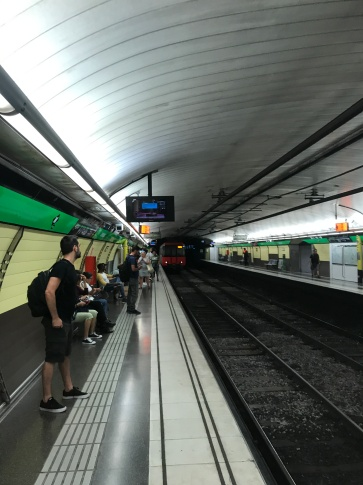 Our favorite metro
