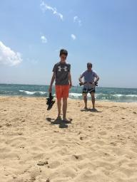 My beach!